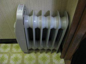 トイレヒーター