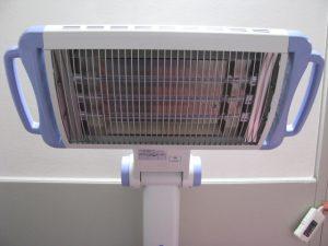 遠赤外線温熱器